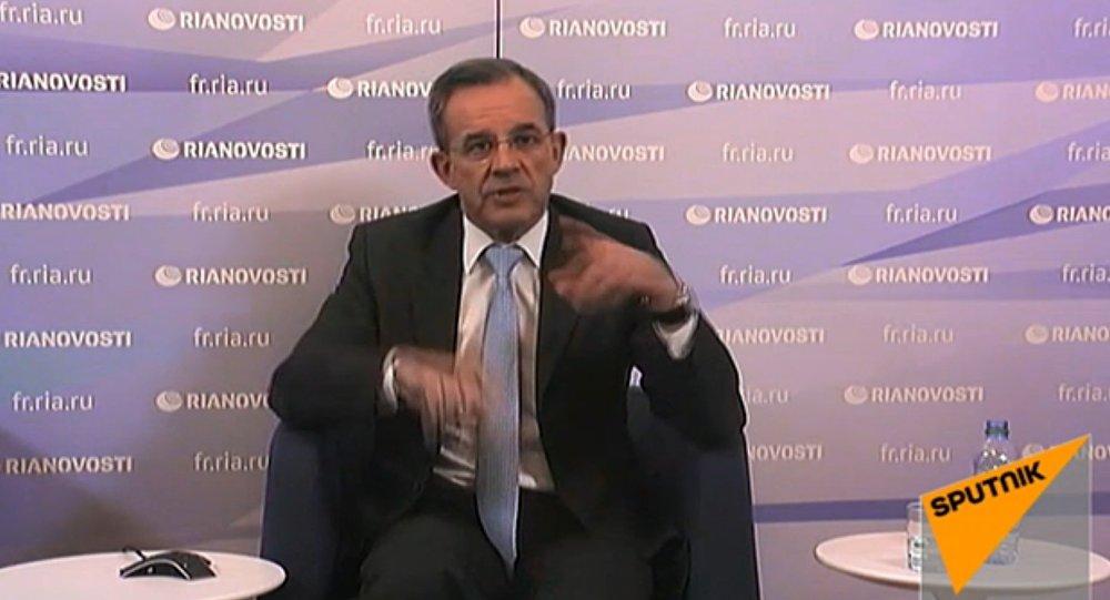 Duplex avec Thierry Mariani suite au vote sur la levée des sanctions antirusses