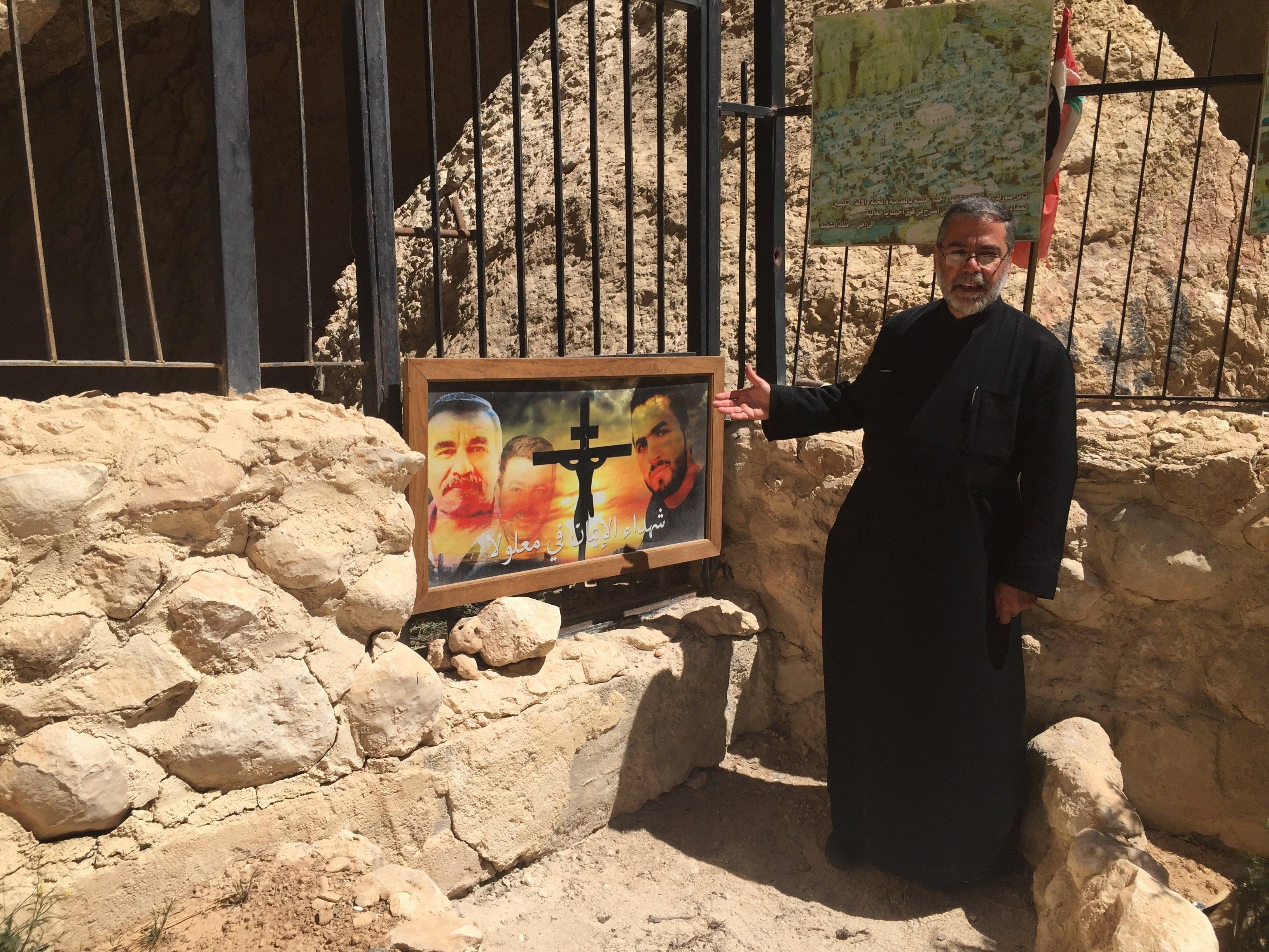 Martyrs de Maaloula