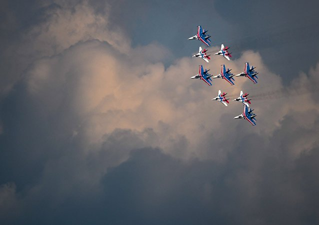 Su-27 russes