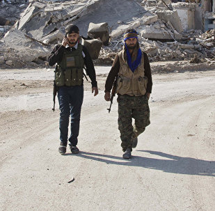 Les Kurdes syriens