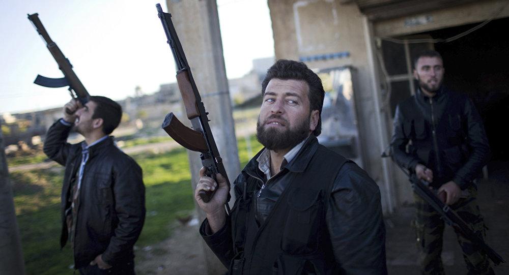 L'Armée syrienne libre (ASL)