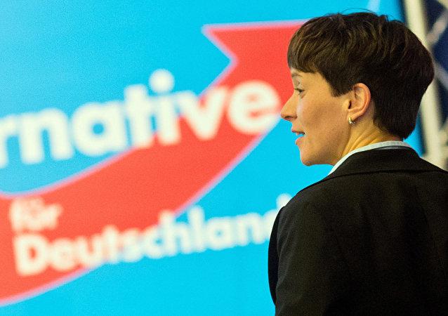 Alternative pour l'Allemagne (AfD)