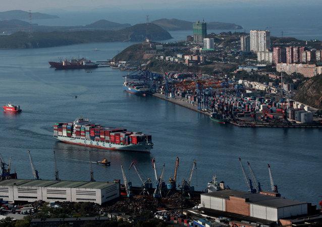 Ville de Vladivostok