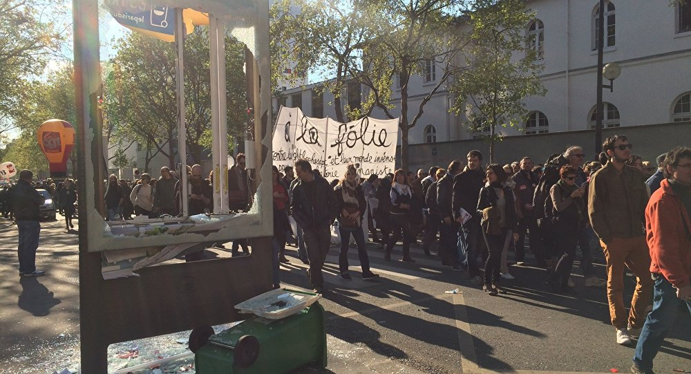 Manifestations du 1er mai : à Paris, le chaos évité ?