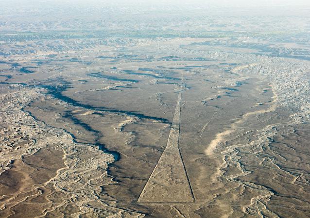 Un nouveau géoglyphe mystérieux relevé à Nazca