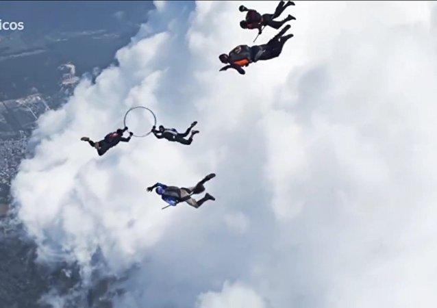 Jouer au quidditch en volant, c'est possible (vidéo)