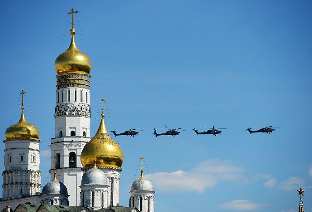 Hélicoptère d'attaque Mi-28N Night Hunter