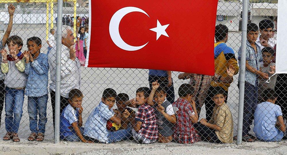 La crise migratoire, seul point commun dans les relations UE-Turquie
