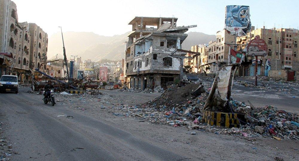 La ville yéménite de Taëz