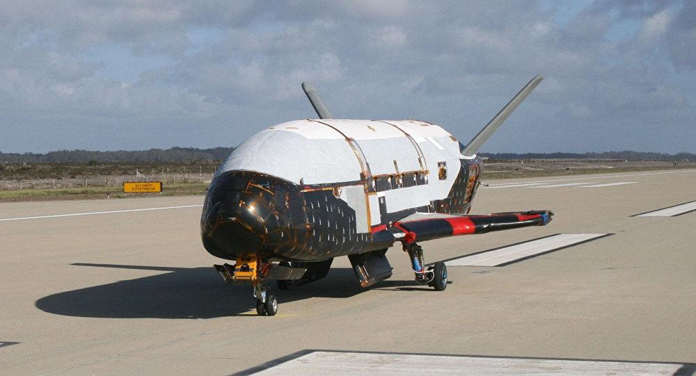 La navette américaine Boeing X-37B