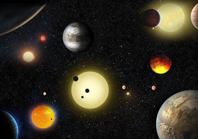 Le télescope Kepler découvre une centaine de nouveaux mondes