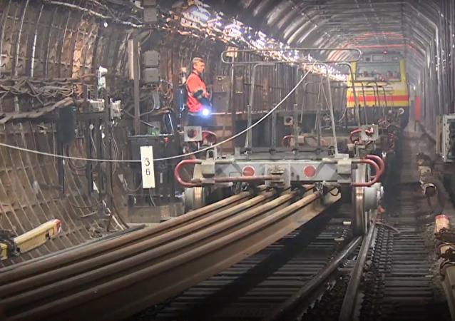 Le métro de Moscou fête son 81e anniversaire