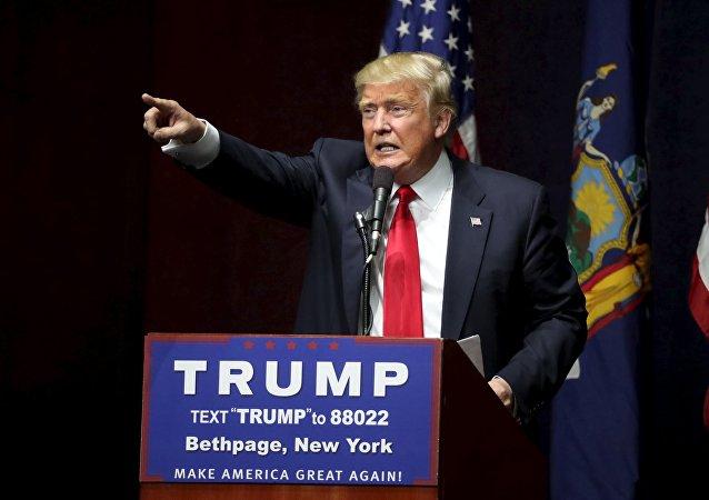 Trump a déjà dépensé 43 M USD dans sa campagne électorale