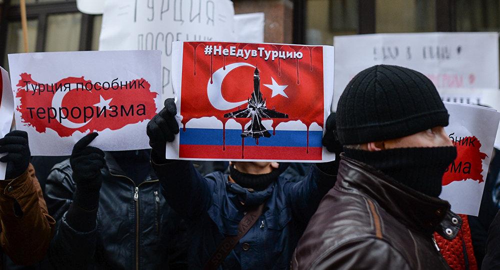 La Turquie battue en basket: un député turc propose d'abattre un avion russe