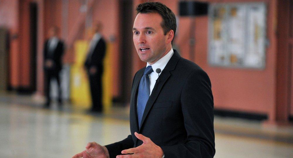 Eric Fanning, secrétaire américain à l'Armée