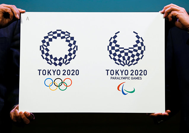 Les logos des Jeux Olympiques de Tokyo 2020
