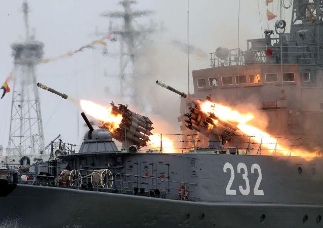Les exploits et les succès de la flotte de la Baltique