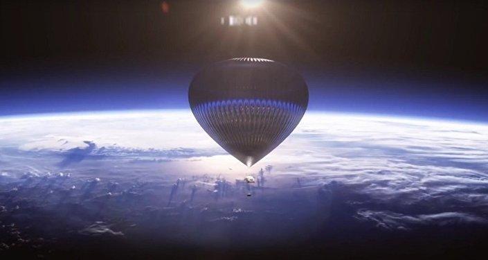 La Chine lancera un homme dans l'espace en ballon