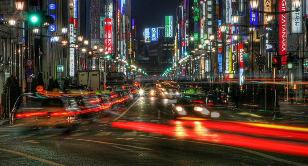 le japon se dotera de taxis drones pour les jo 2020 sputnik france. Black Bedroom Furniture Sets. Home Design Ideas