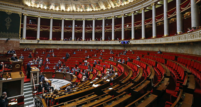 Législatives en France: nombre record de femmes à l'Assemblée nationale