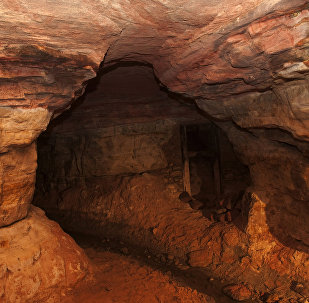 Une grotte