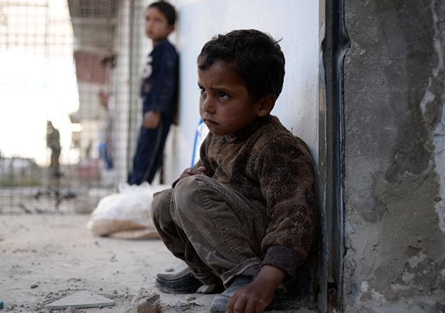 Cinq enfants yézidis captifs de Daech retrouvent la liberté