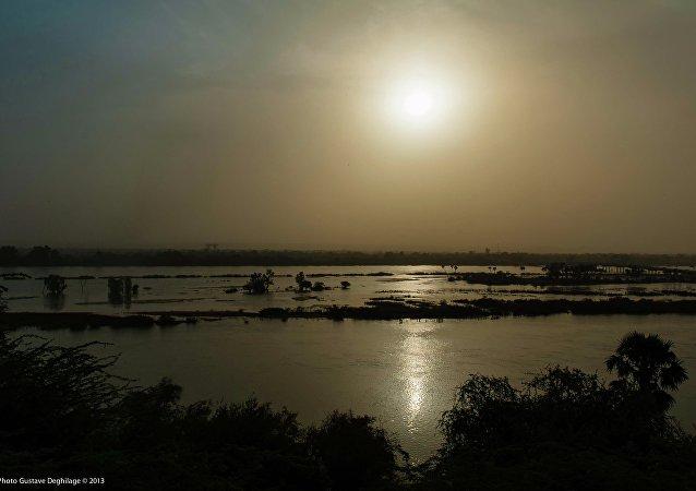 Le delta du Niger