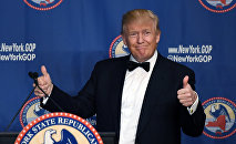 Mr. Brexit en personne aidera Trump à se préparer aux débats