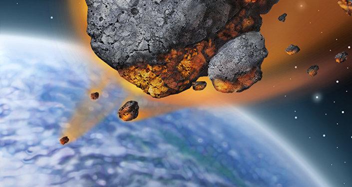 L'astéroïde