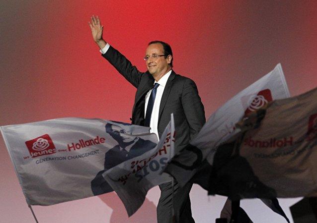 François Hollande. Archive photo
