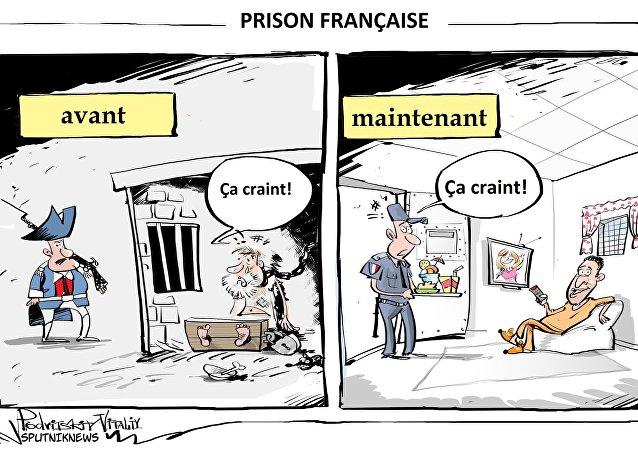 13.000 euros de caméras pour le détenu le plus coûteux de France