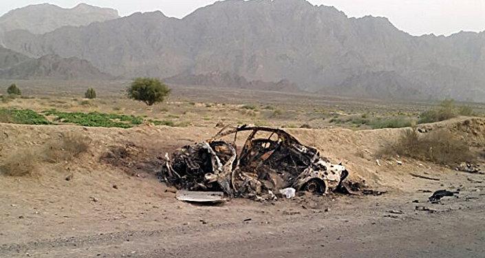 Elimination du chef des talibans Akhtar Mansour  par une frappe de drone US