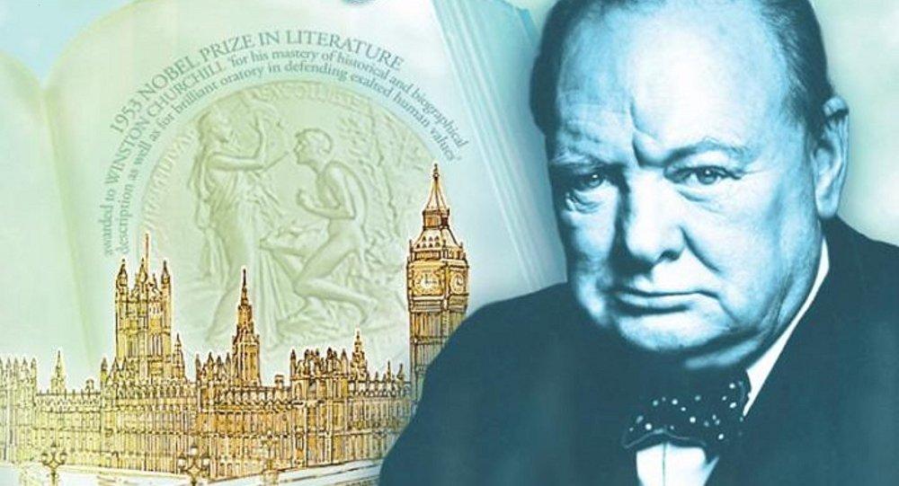 Churchill fera son apparition sur un billet indestructible