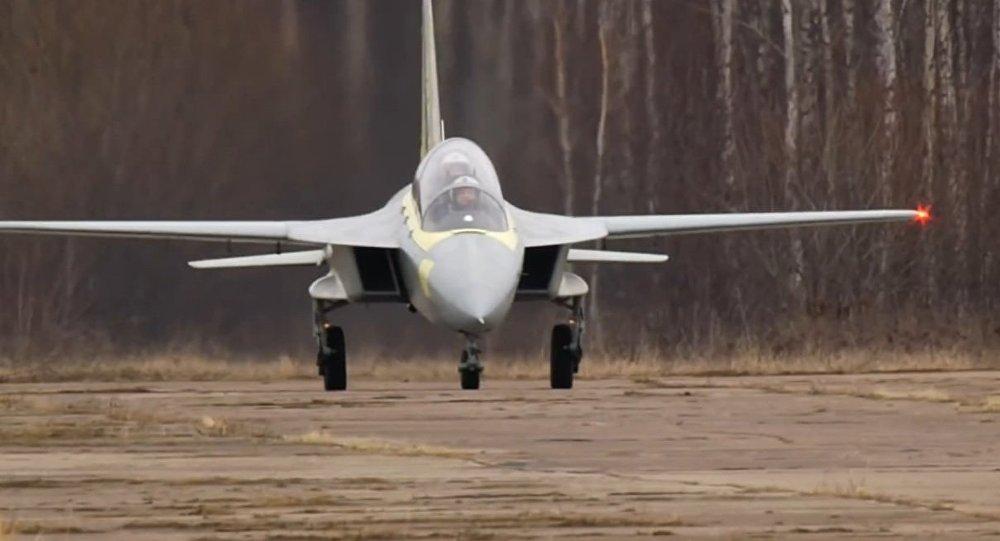 First flight of 10 CP aircraft