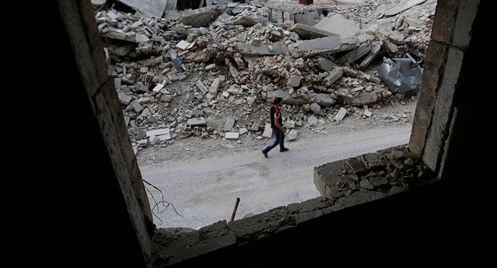 Situation à Idlib