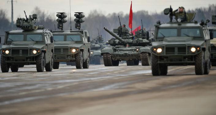 La demande pour les blindés russes Tigre grandit en Amérique latine
