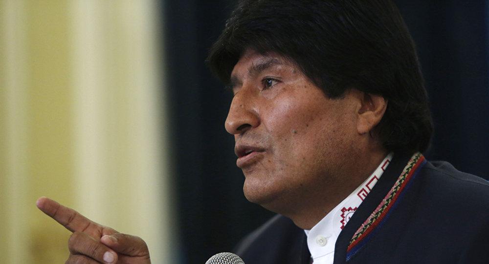 Les USA en guerre contre la coca, Evo Morales dénonce un chantage