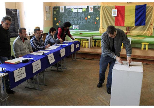 Elections en Roumanie