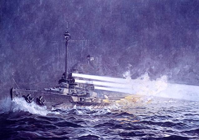 La bataille du Jutland