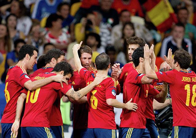 Equipe nationale d'Espagne