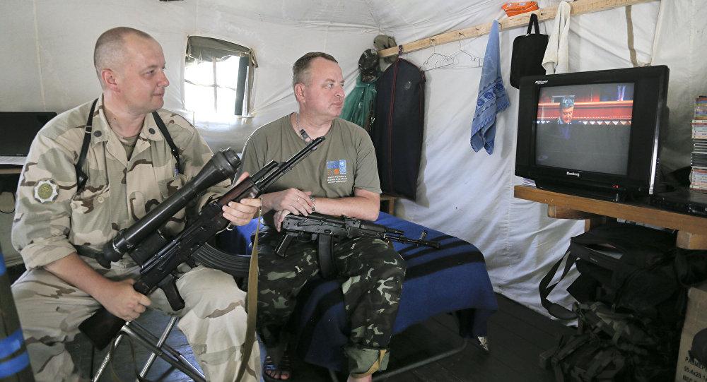 Plus de mille soldats ukrainiens sont morts sans avoir combattu