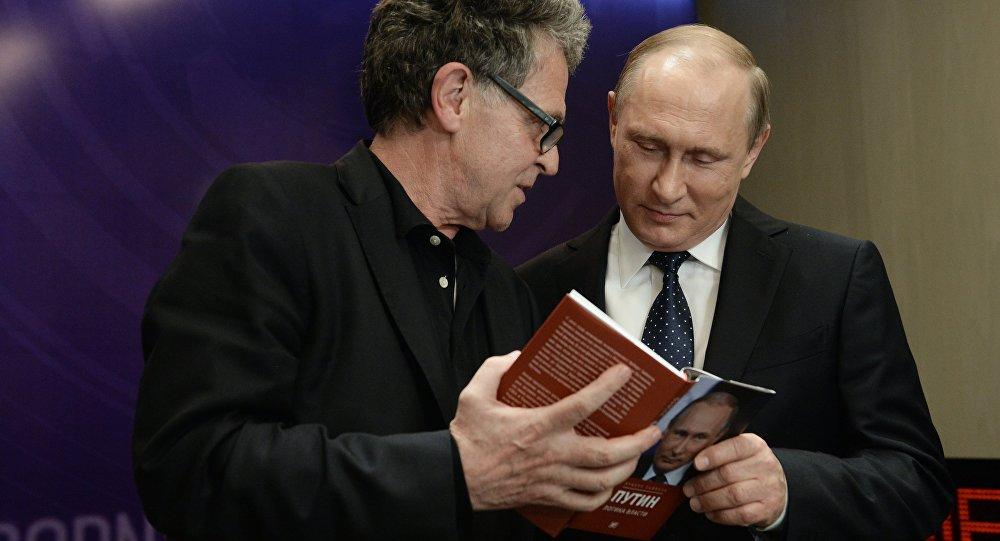Poutine au forum Nouvelle ère du journalisme, 07.06.2016