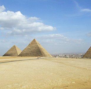 De mystérieuses cavités découvertes dans la pyramide de Khéops