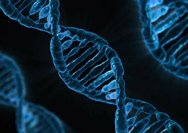 ADN. Image d'illustration