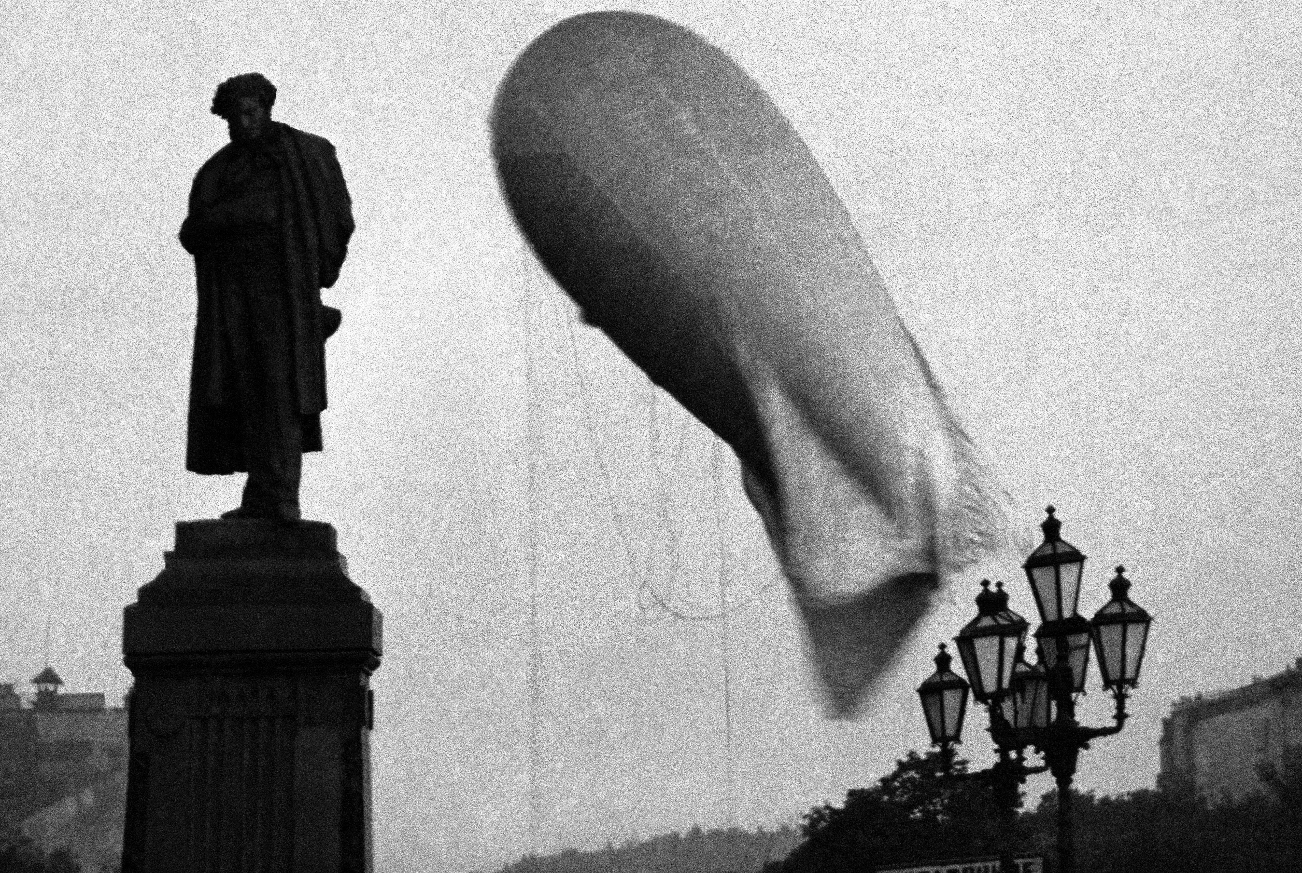 Moscou, novembre 1941