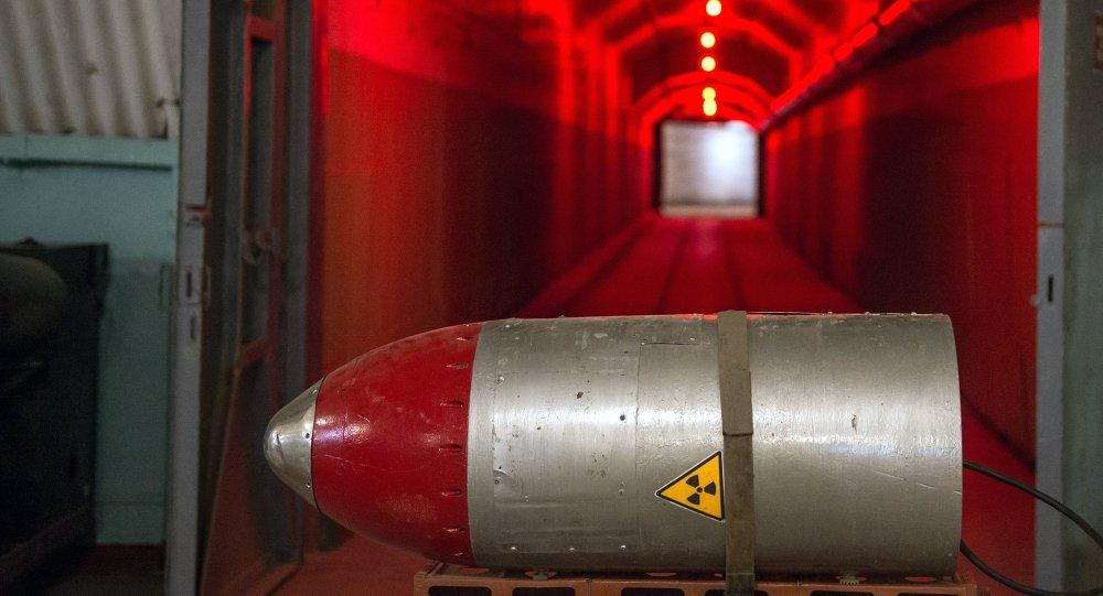une ogive nucléaire
