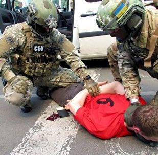 Des «espions du Kremlin» arrêtés en Ukraine