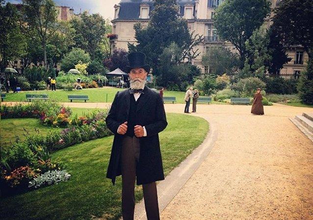 Français Philippe Dumas, 60 ans