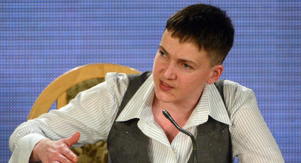 Ambitieuse, Savtchenko appelle à des élections anticipées