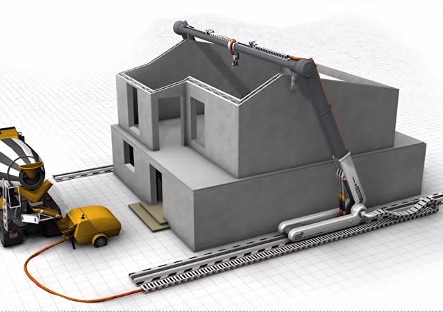 Une maison sortie d'une imprimante 3D verra le jour aux États-Unis